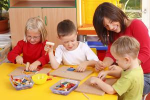 Degree to teach preschool