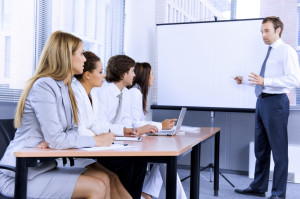 Corporate Training in Education