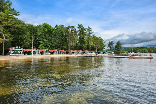 16. Camp Winaukee – Moultonborough, New Hampshire