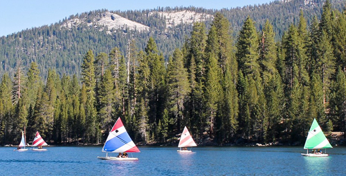 20. Gold Arrow Camp – Lakeshore, California