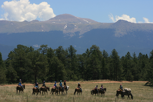 5. Sanborn Western Camps – Florissant, Colorado
