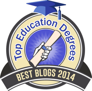 Badge - Top Education Degrees