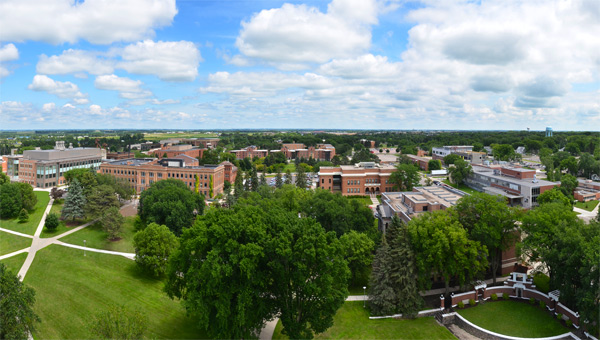 South Dakota State University Campus Tour