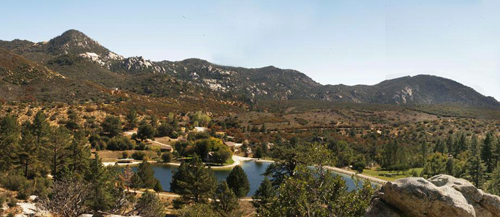 14. Camp Scherman – San Jacinto Mountains, California