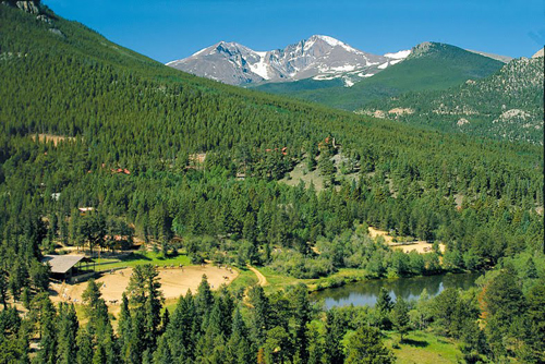 3. Cheley Colorado Camps – Estes Park, Colorado