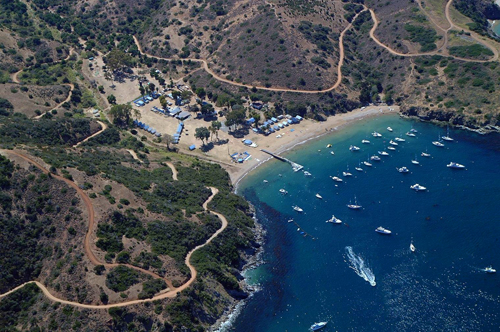 4. Catalina Island Camps – Two Harbors, California