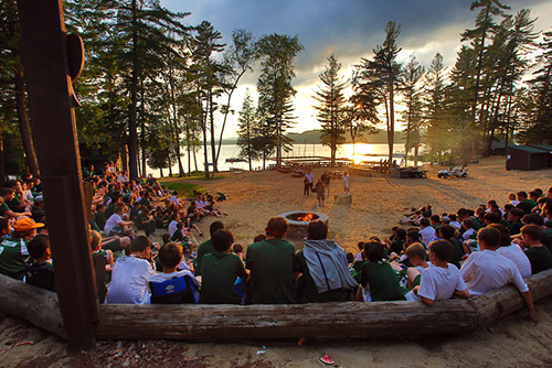 48. Raquette Lake Camps – Bedford, New York