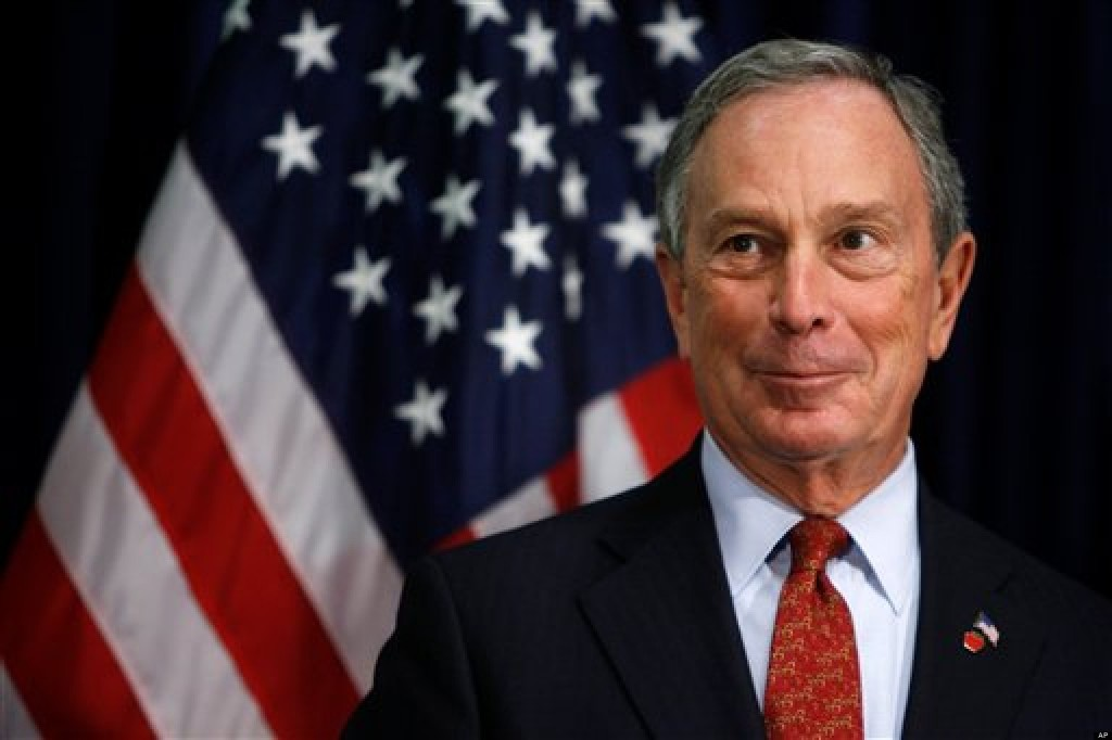 Mike Bloomberg,