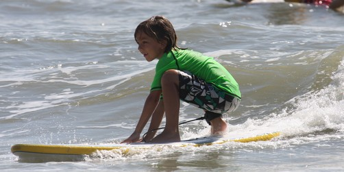 Ron Jon Surf School Summer Camp South