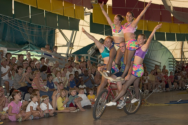 the-FSU-flying-high-circus-camp-south-summer-camps