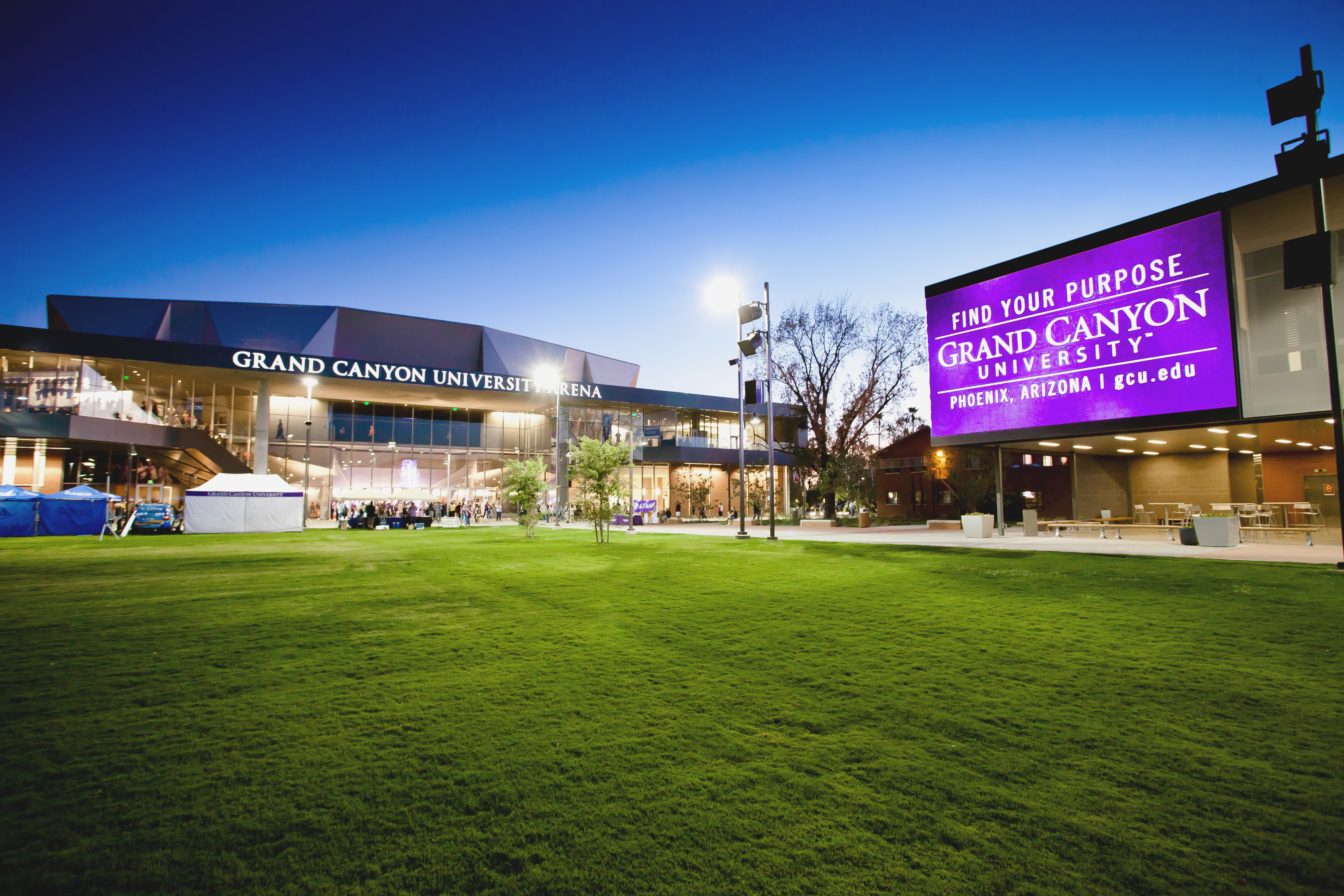 Grand Canyon University Top Education Degrees