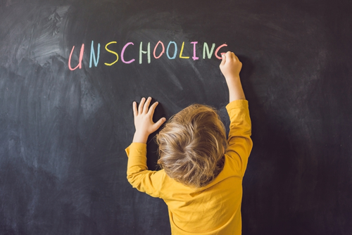 homeschool misconception about unschooling